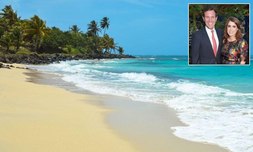 See the idyllic holiday destination where Princess Eugenie got engaged!