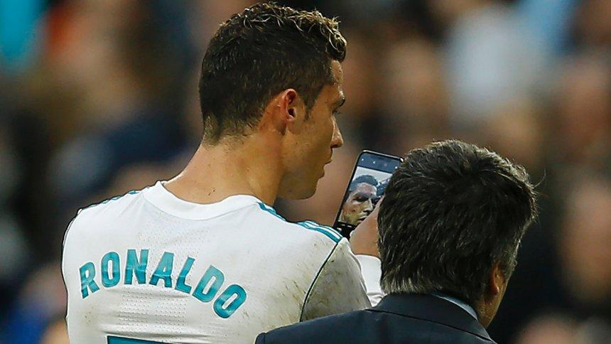 Cristiano Ronaldo erleidet Platzwunde bei Sieg von Real Madrid