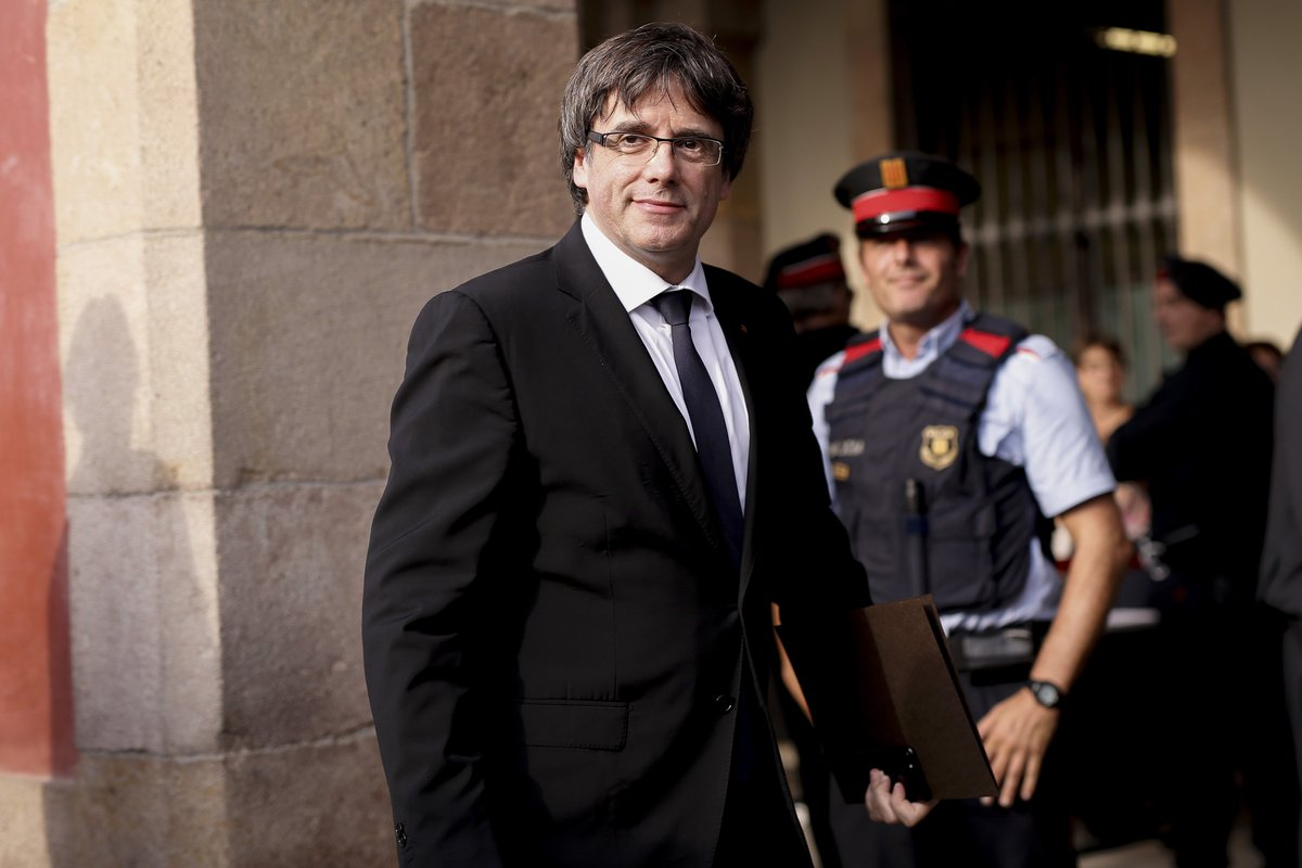 #Puigdemont
