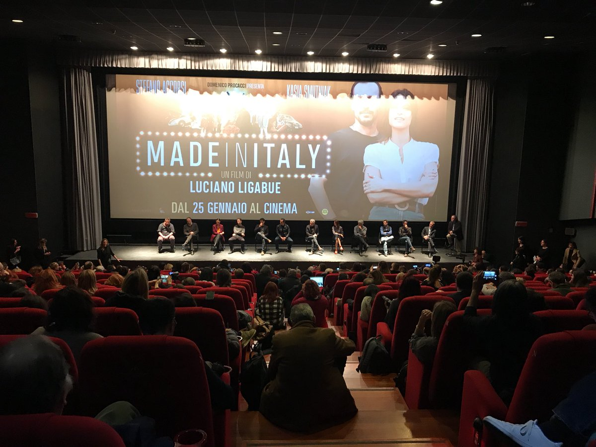 #MadeInItalyIlFilm