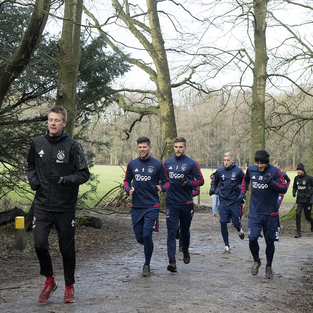 test Twitter Media - The day after! ✨  ▶️ Uitlopen in het Amsterdamse Bos! 🌳  #Klassieker #ajafey https://t.co/C2ScitRqmG