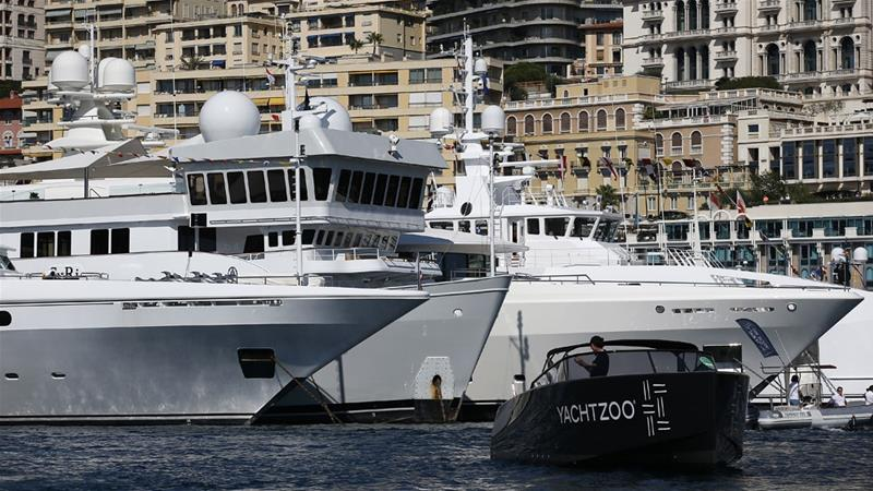 World's richest 1% get 82% of global wealth, says @Oxfam https://t.co/RdJ4of6ZY9 https://t.co/2J047aNKdY
