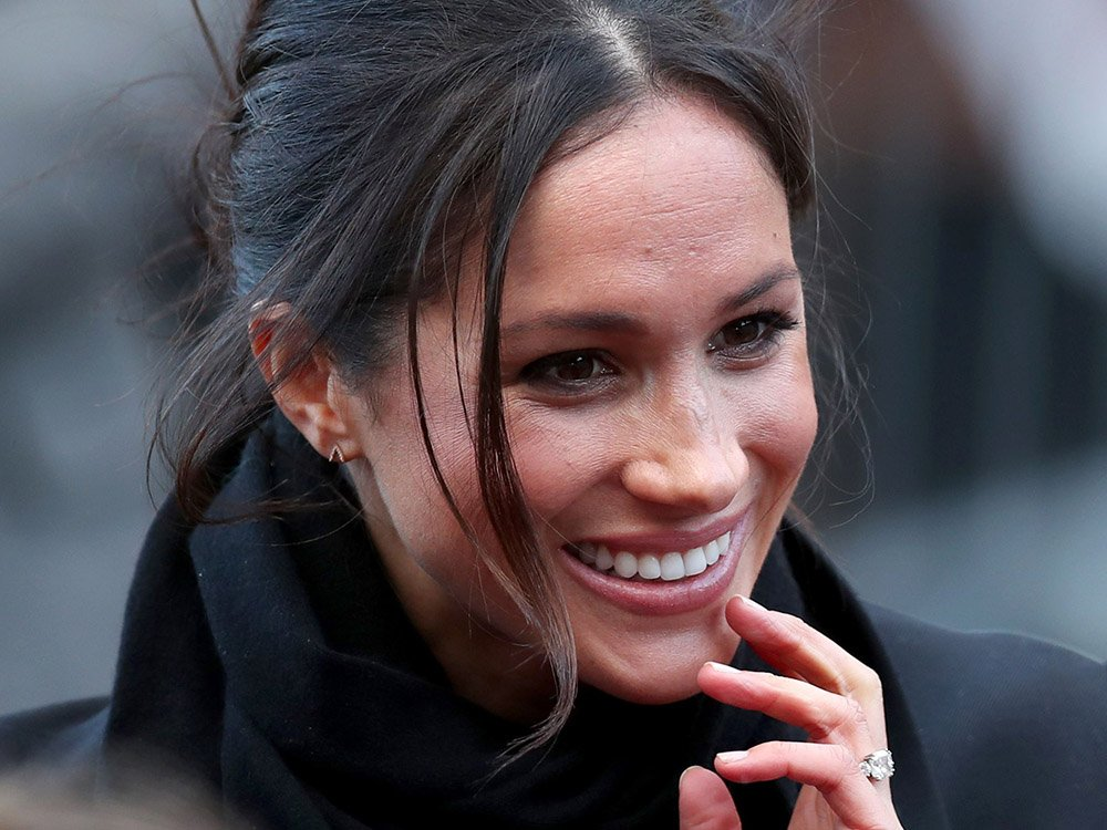 It Turns Out There Were Hidden Meanings In Meghan Markle's Cardiff Outfit
