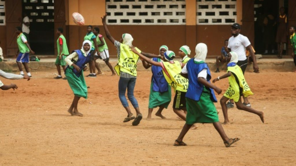 Ghana looks to convert grassroots rugby into global success