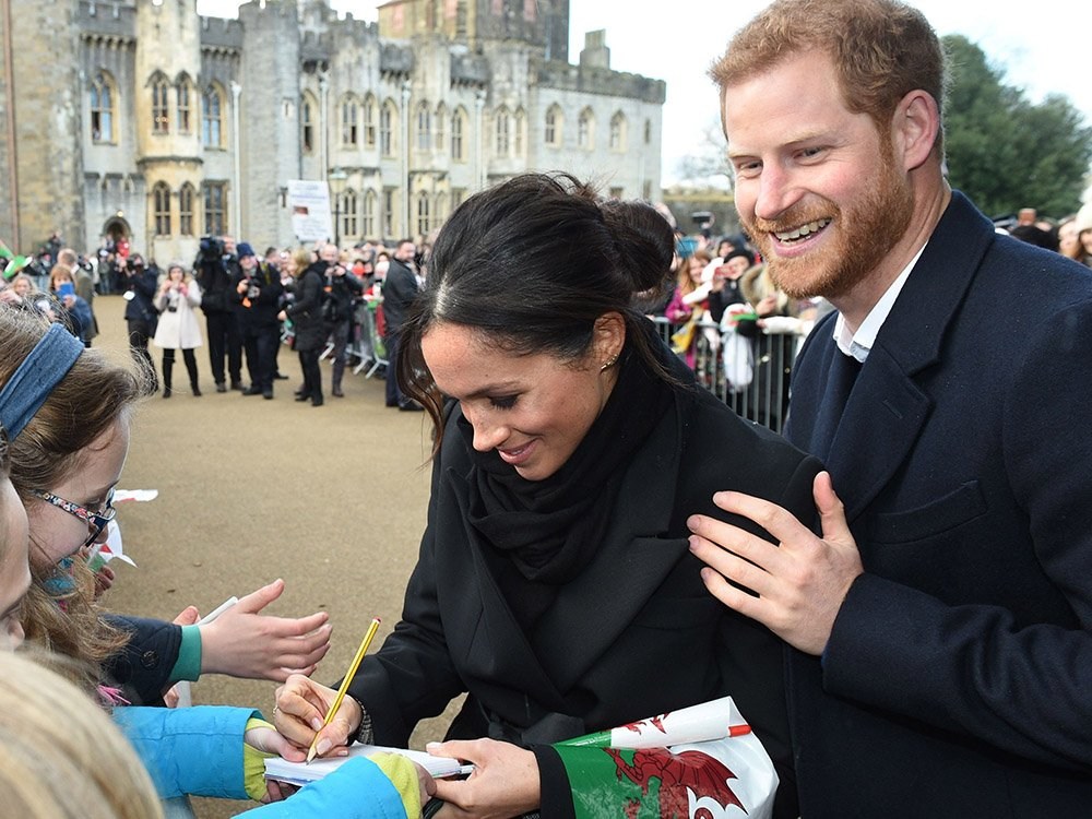 Meghan Markle Says Prince Harry Is A Feminist (And We're Glad To Hear It)