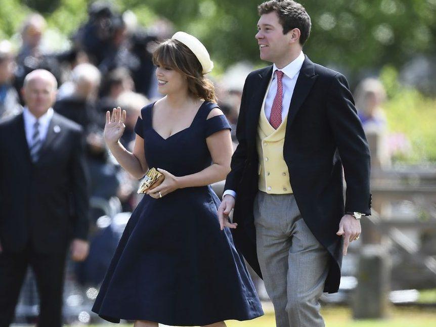 Princess Eugenie engaged to long-time boyfriend
