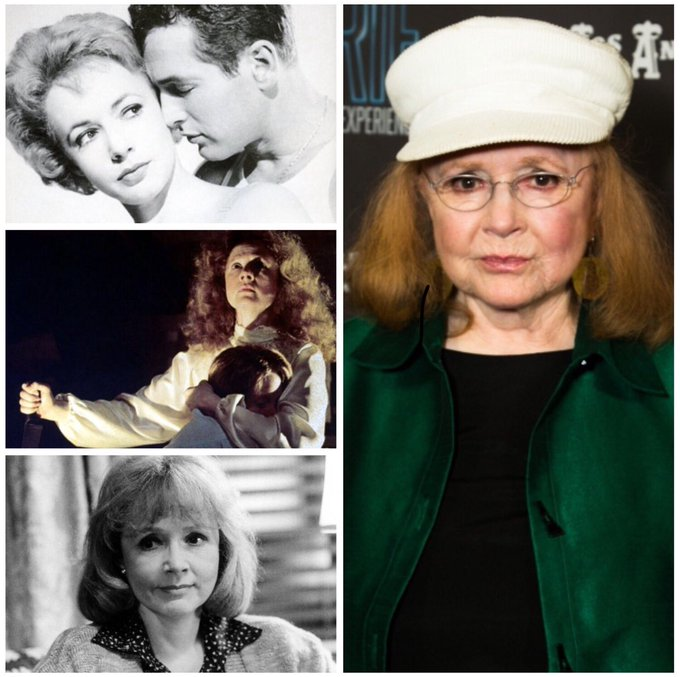Happy 86th birthday to Piper Laurie! Three Oscar-nominated performances.
