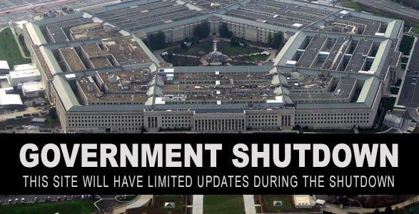 This site will have limited updates during the #GovernmentShutdown. https://t.co/PhvapUuUb1