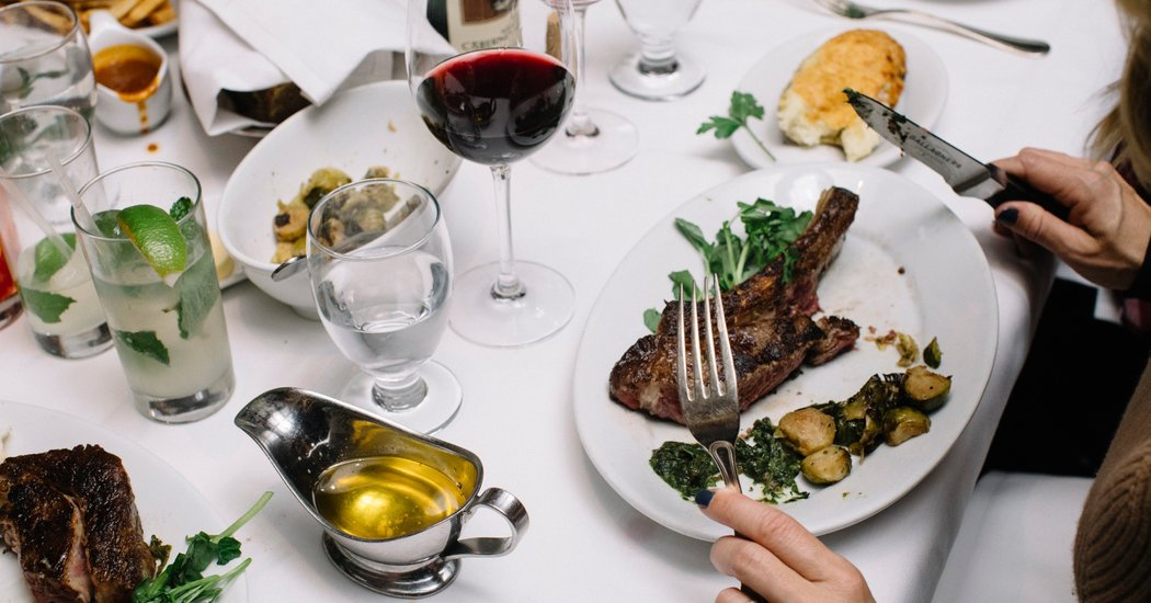 New York Today: The Art of the Restaurant Review