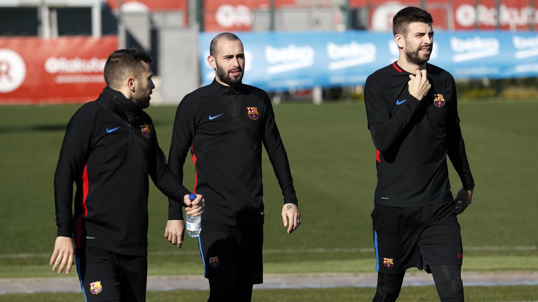 ��♂️⚽️ Our #CopaBarça preparations begin... https://t.co/G0keMOKyy9