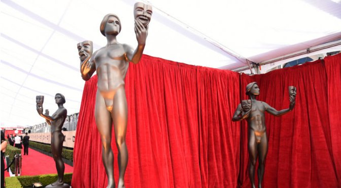 Here's the complete list of winners at 24th annual SAG Awards