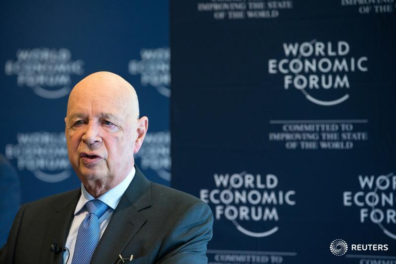 .@rob1cox: Klaus Schwab remakes Davos as The Apprentice https://t.co/MEHRukMIOw via @Breakingviews #WEF18 https://t.co/p8AVqBFhl2