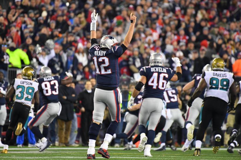 Patriots, Eagles ready for Super Bowl showdown https://t.co/TruWaa1O8V https://t.co/bTGjM1s1zU