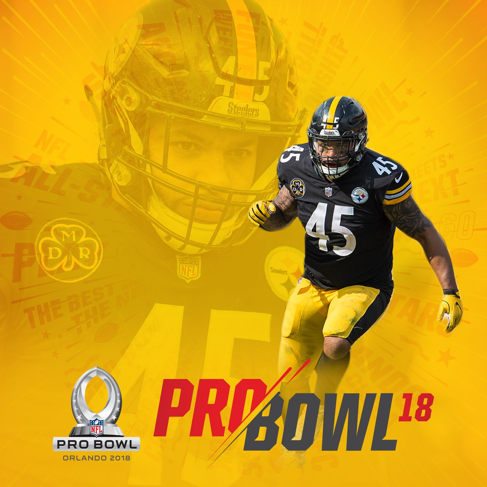 Roosevelt Nix has been named to the 2018 #ProBowl.  MORE: https://t.co/ePGyq5SBzI https://t.co/Dsz9ZKSRno
