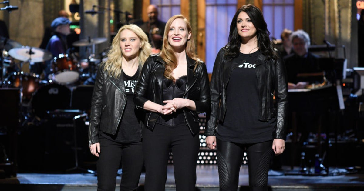 3 sketches you have to see from this weekend's #SNL https://t.co/4T1aZc9z0I https://t.co/4jrEKYC4IO