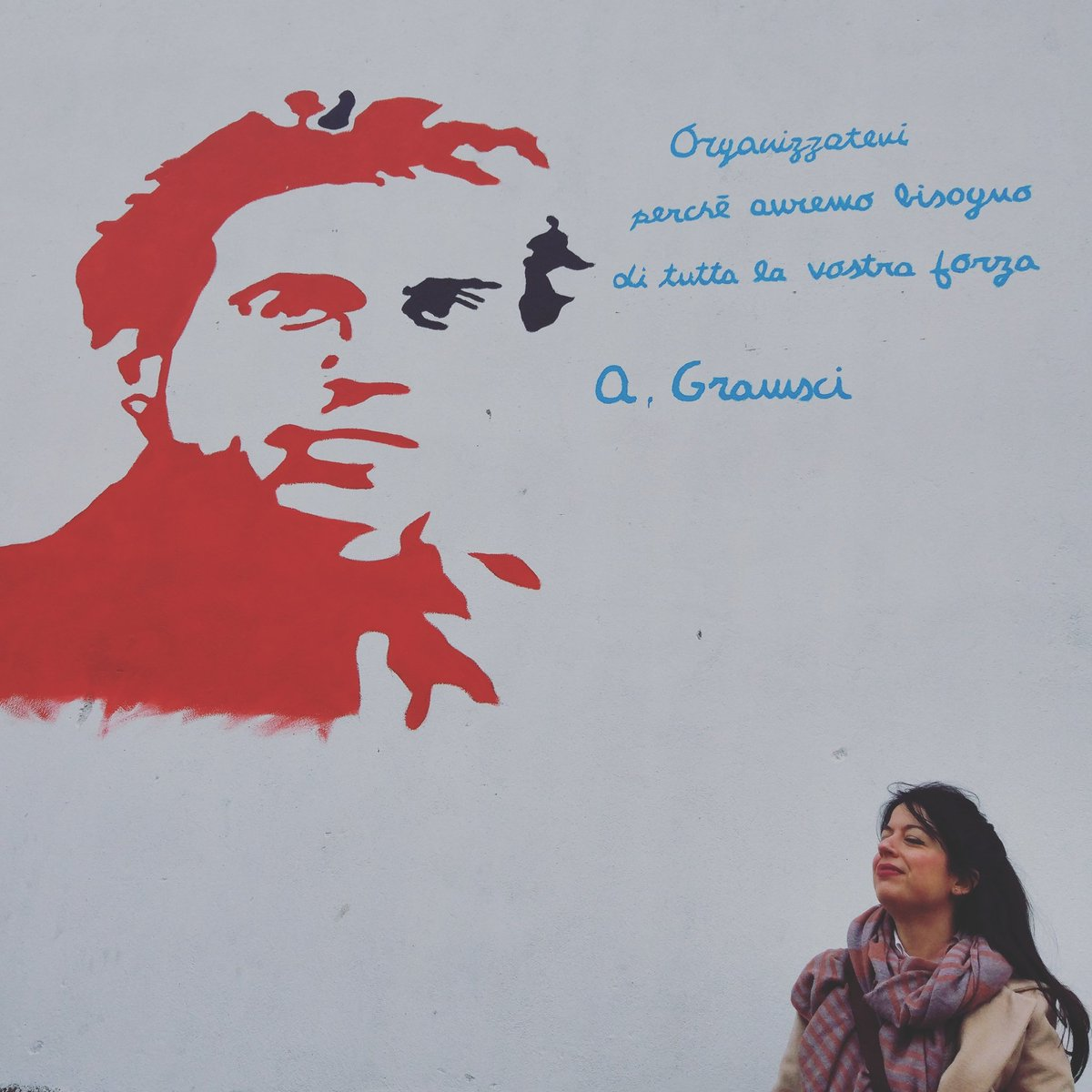 #AntonioGramsci