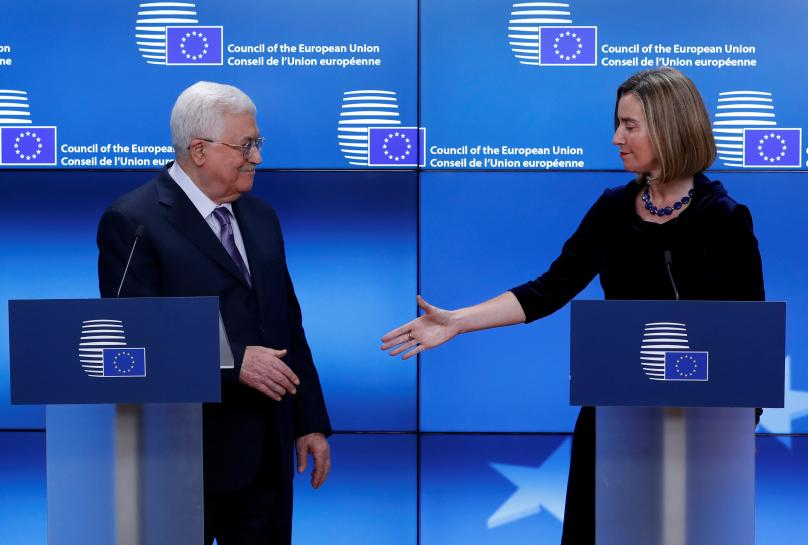 Abbas wins EU backing for Palestinian capital in East Jerusalem https://t.co/jLAUpQIIVf https://t.co/ToHFKsRuK8