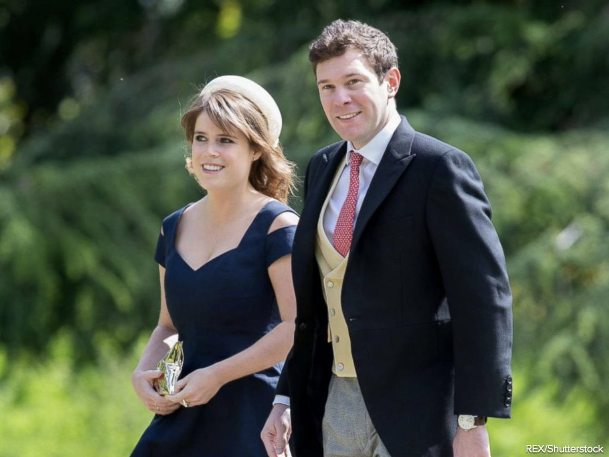 Good Morning Princess In Russian : Princess eugenie the daughter of prince andrew and sarah