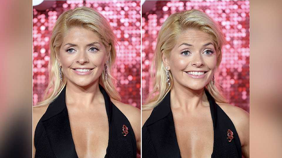 Holly Willoughby posts makeup-free selfie and wows