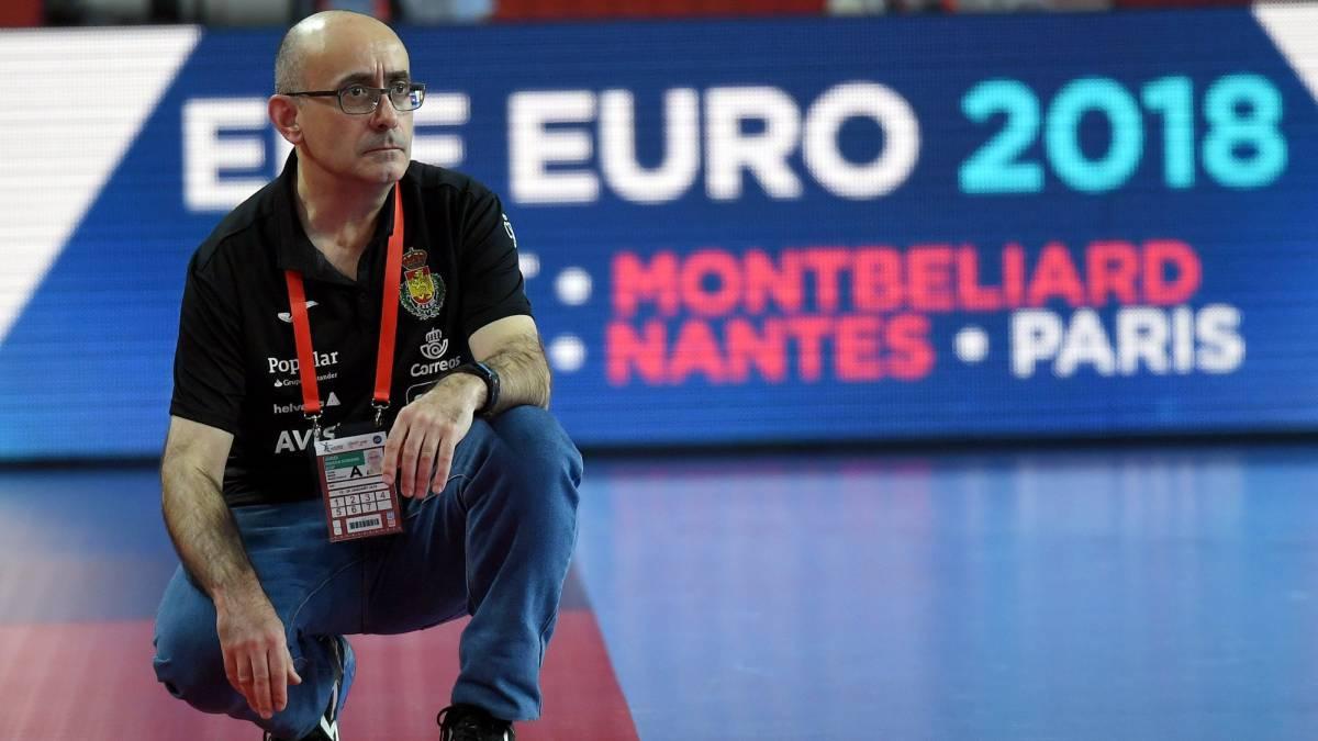 "Ribera: ""Debemos que jugar igual que contra Macedonia"" https://t.co/jaMywBPdfx"