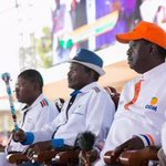 NASA invites Kenyans to Raila and Kalonzo's swearing-in ceremony