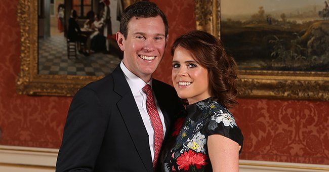 Princess Eugenie just showed off her AMAZING engagement ring for the first time