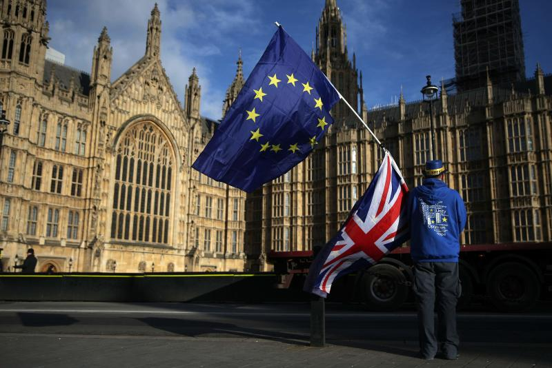 British government under fire for leaving finance sector in dark on Brexit