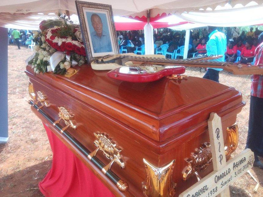 Suzanna Owiyo, big Nyanza artists snub Omolo's funeral