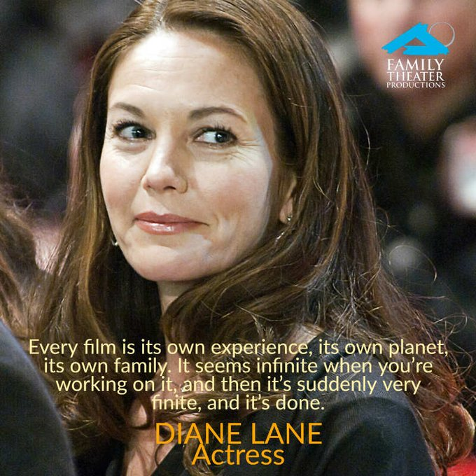 Happy Jan. 22 birthday to actress Diane Lane ...
