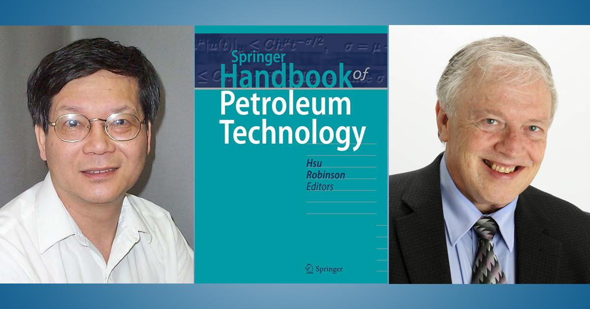 test Twitter Media - Springer Handbook of Petroleum Technology just published! Chang Samuel Hsu & Paul Robinson on challenges of the #petroleum industry in the context of #climatechange. https://t.co/2bJvdlp866 https://t.co/rx4vl8TVqm