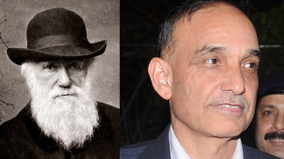 Satyapal Singh sticks to his guns, names list of international scientists opposed to evolution https://t.co/ZhCWdDZuBP https://t.co/YOvCEEMg2Z