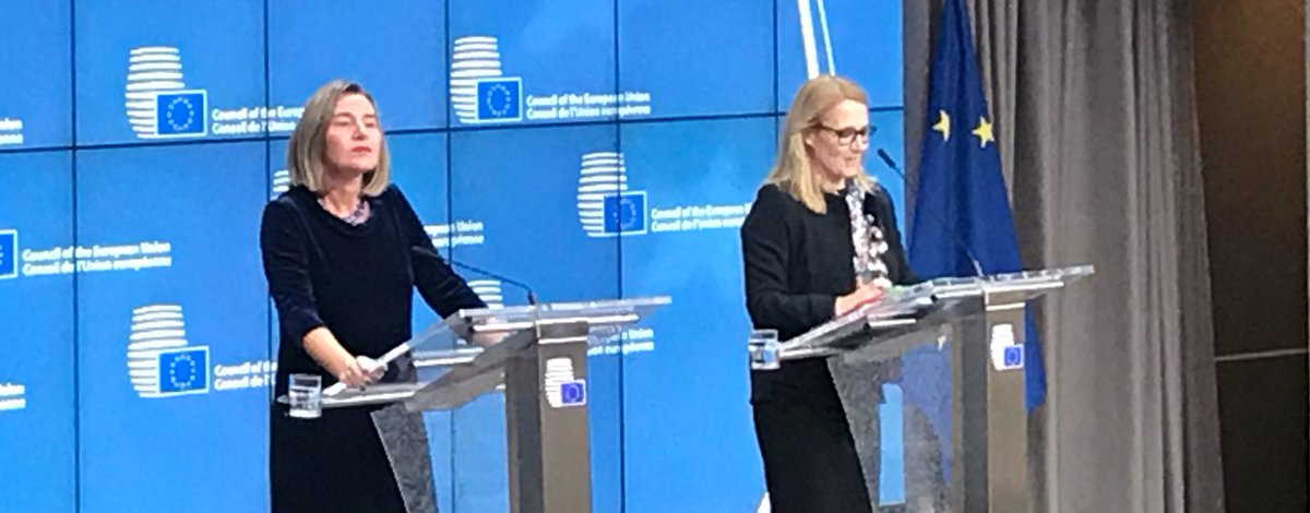 test Twitter Media - #Afrin @FedericaMog Extremely worried. Need to make sure that military actions are targeted to Daesh and that humanitarian access is granted, and to not undermine the Geneva talks. I will discuss it with Turkish Minister @omerrcelik in Brussels https://t.co/NyKevbXQLJ