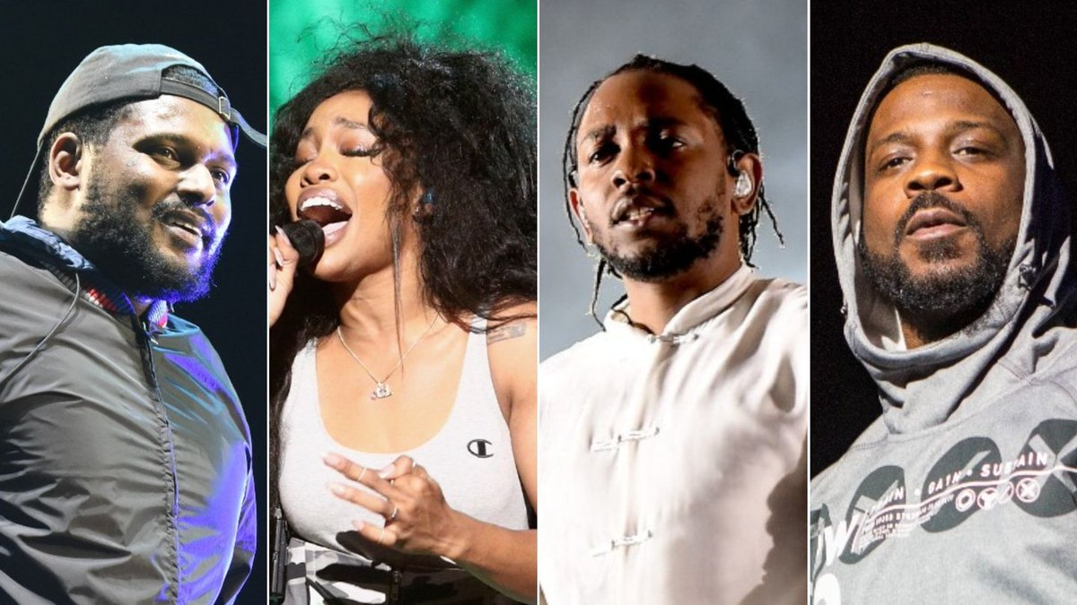 Kendrick Lamar And The Rest Of TDE Are Chasing A Ring On The Championship Tour