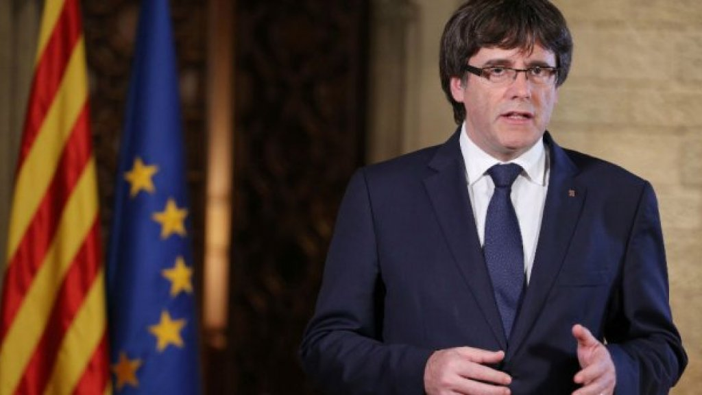 Ex-Catalan leader Puigdemont vows to form government from abroad