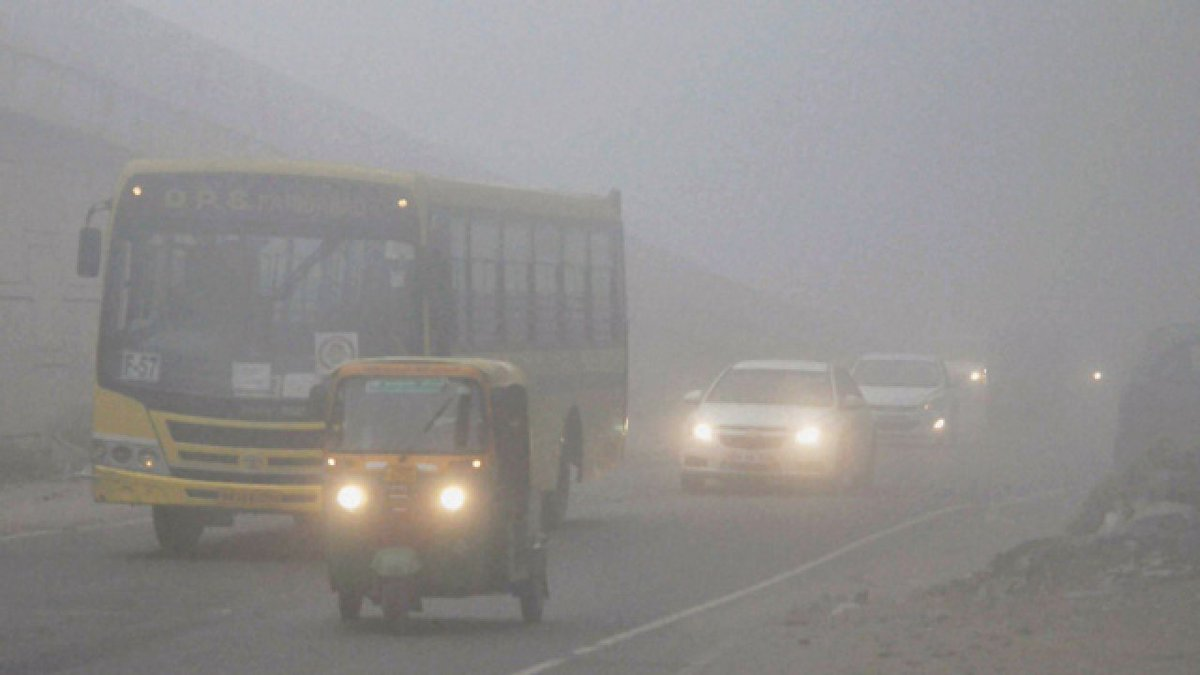 Haryana: 3 dead after 15 vehicles pile-up due to dense fog on NH 44 https://t.co/Tlc8OvyVUL https://t.co/NqCLrmFR1b