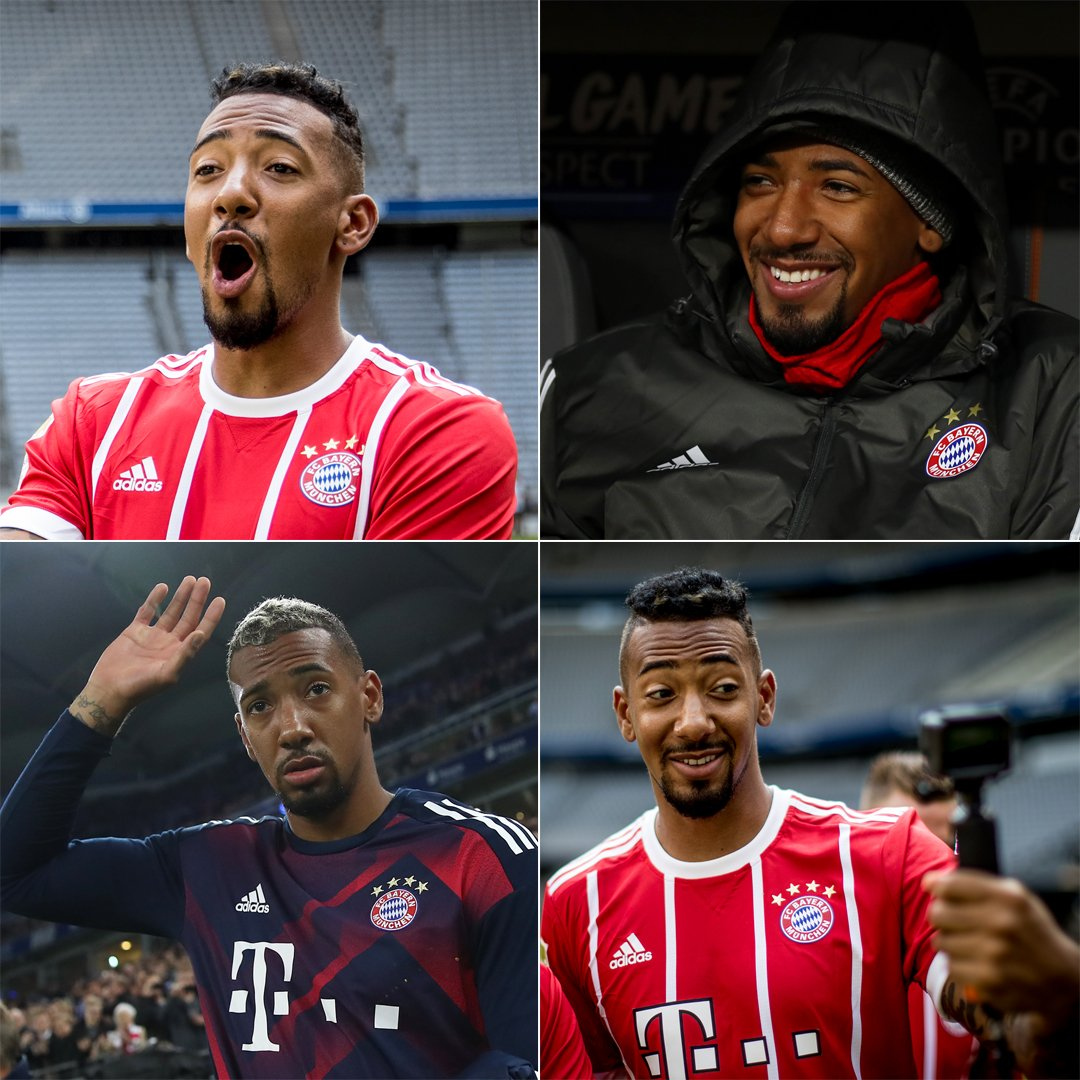 RT @Bundesliga_DE: 😲😁 🙋‍♂️🤳  @JB17Official @FCBayern https://t.co/Hca12c1uBj