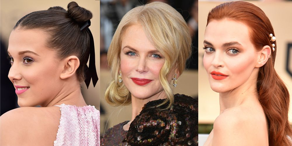 RT @BazaarUK: 8 stunning beauty looks from the SAG Awards 2018 https://t.co/cUfgE0Bth4 https://t.co/mW7KqxayiT