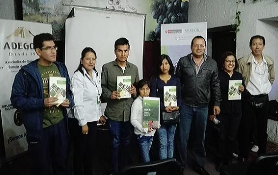 #RadioSanMartín #SiempreJuntoATi SERFOR capacitó a Guías Oficiales de Turismo de Arequipa ►https://t.co/eePLInP4Ok https://t.co/FFuOaYZNfm