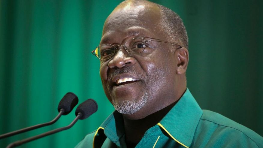 Tanzania husbands plead with Magufuli to save them from violent wives