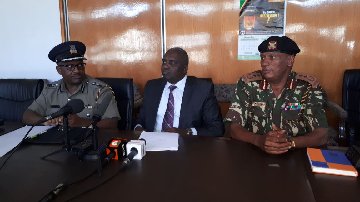 Nairobi County forms anti mugging squad
