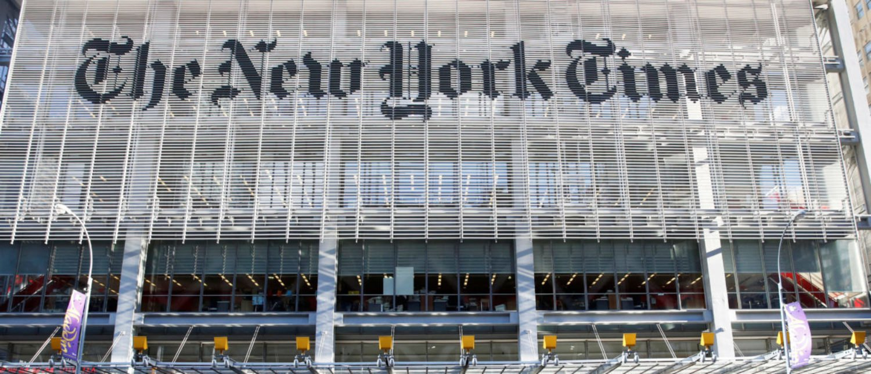NYT Changes Headline On Gov't Shutdown To Lessen Blame On Dems For Impasse https://t.co/35cCkFWr4D https://t.co/oyqsfApc3Q