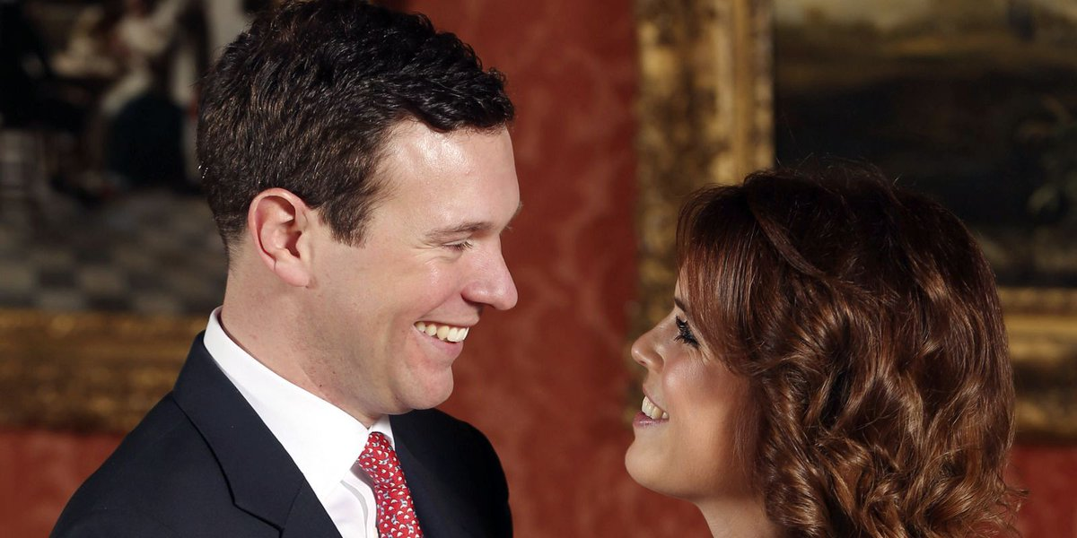 Gallery: Britain's Princess Eugenie through the years
