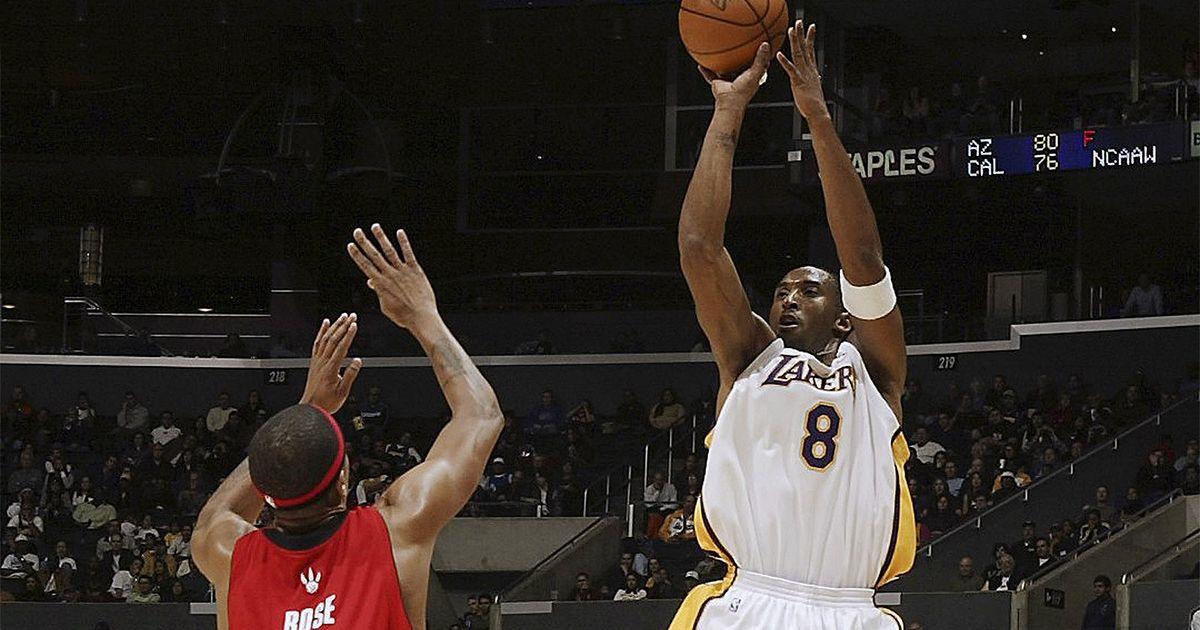 RT @DoctorNBA: 12 years ago Kobe Bryant scored 81 points vs Raptors https://t.co/fL7hhJeSdv