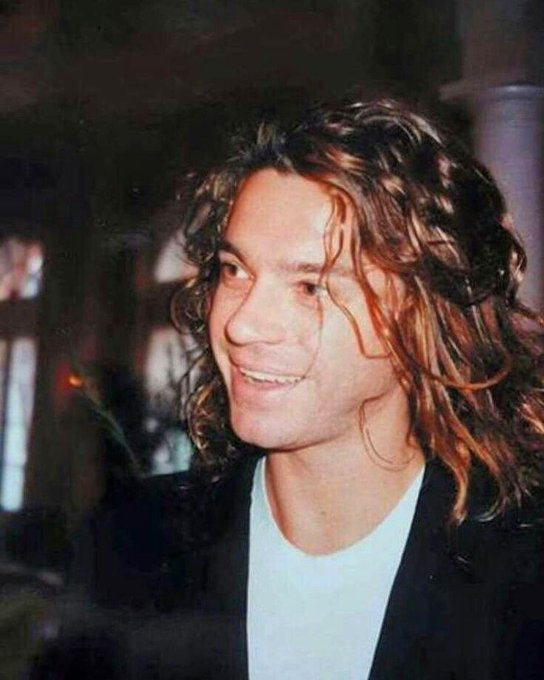 Happy birthday to Michael Hutchence, who would have been 58.