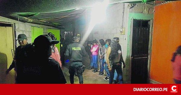 Dos mujeres detenidas por posible trata de personas en Arequipa https://t.co/ERfz0J6iBn https://t.co/0A1482tyKM