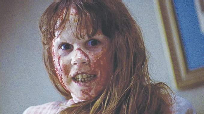 Happy birthday to the head-turning Linda Blair! -