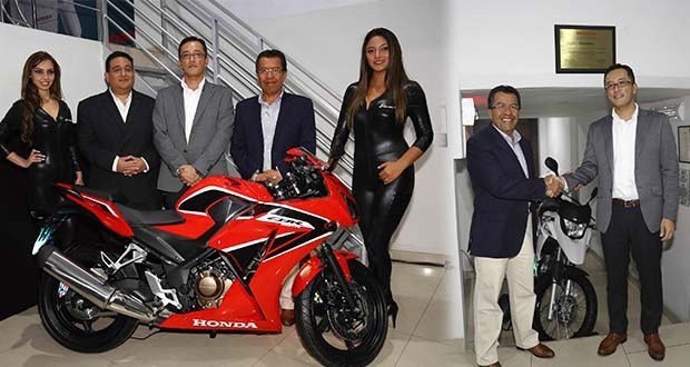 Perumotor, concesionario autorizado de Honda del Perú inaugura su tercer local en Arequipa https://t.co/ktfJS9F89D https://t.co/SKKbDGLzt3