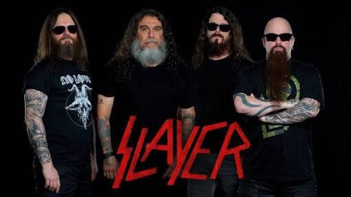 El Fin está cerca! Slayer anuncia gira de despedida. https://t.co/CbKg2wMw4F https://t.co/O6lBd46YbW