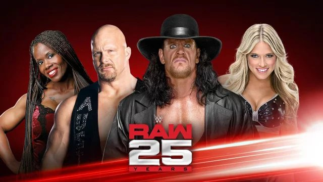 WWE Expecting RAW 25 To Be Bigger Than RAW After Wrestlemania #WWE #RAW #RAW25 #RoyalRumble #SDLive https://t.co/T97455aERA https://t.co/tMziPpoz1f