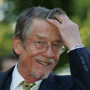 HAPPY BIRTHDAY - RIP John Hurt  22 Jan 1940 - 27 Jan 2017 (age 77)